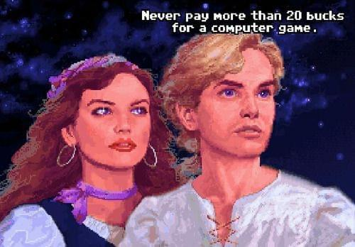Screenshot of The Secret of Monkey Island