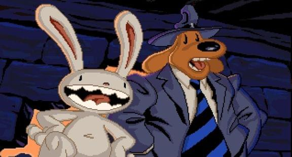 Screenshot from Sam & Max: Hit The Road
