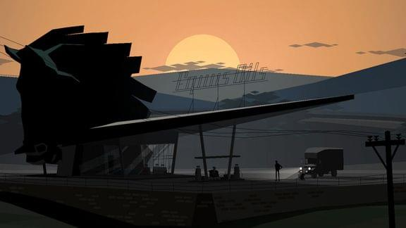 Screenshot of Kentucky Route Zero Act I