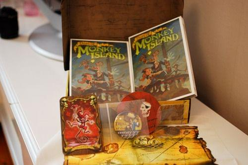 Image of Tales of Monkey Island Deluxe Edition box