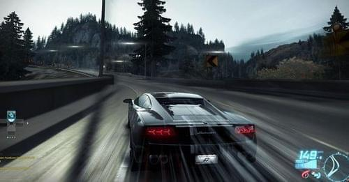 Screenshot of Need For Speed: World