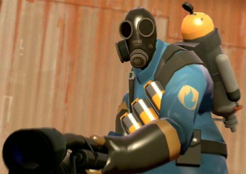 Screenshot of Team Fortress 2