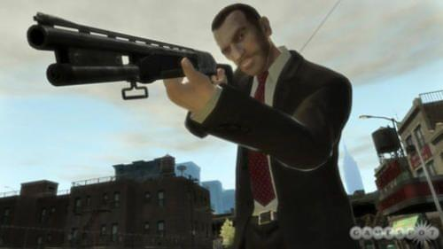 Screenshot of GTA IV