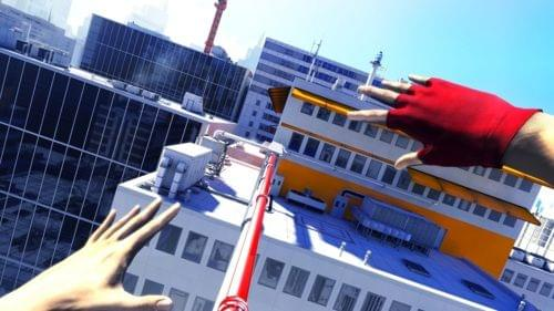 Screenshot of Mirror's Edge