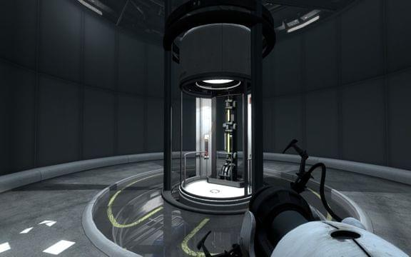Screenshot of Portal 2