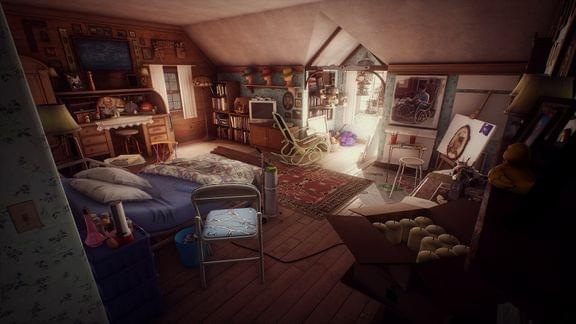 Screenshot of What Remains of Edith Finch